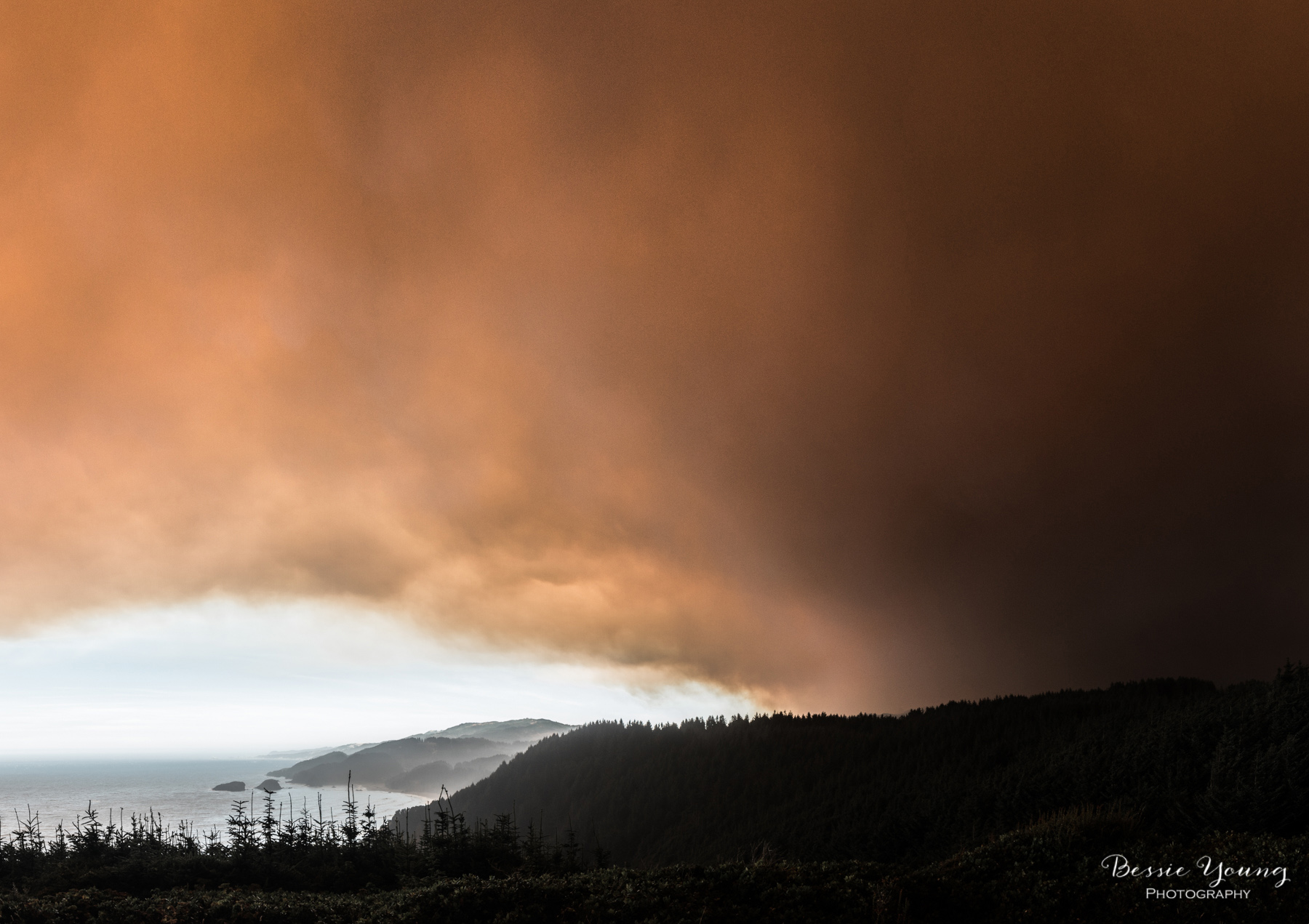 Chetco Bar Fire Brookings Oregon 2017 - Bessie Young Photography-29.jpg