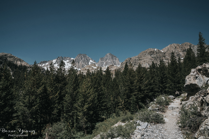Hike to Garnett Lake by Bessie Young Photography