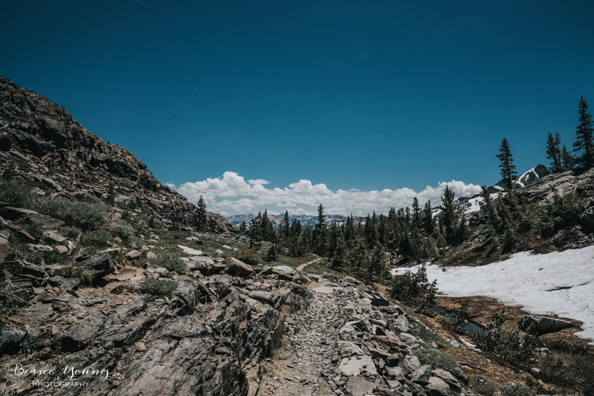 The John Muir Trail by Bessie Young Photography