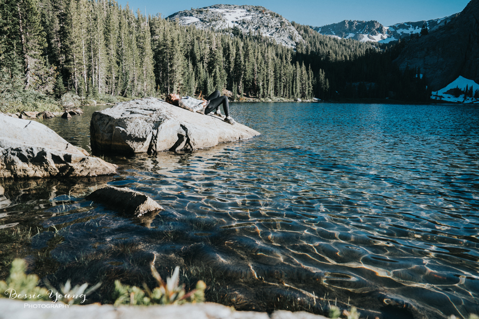 Ansel Adams Wilderness Backpacking day 3 and 4 - Bessie Young Photography-23.jpg