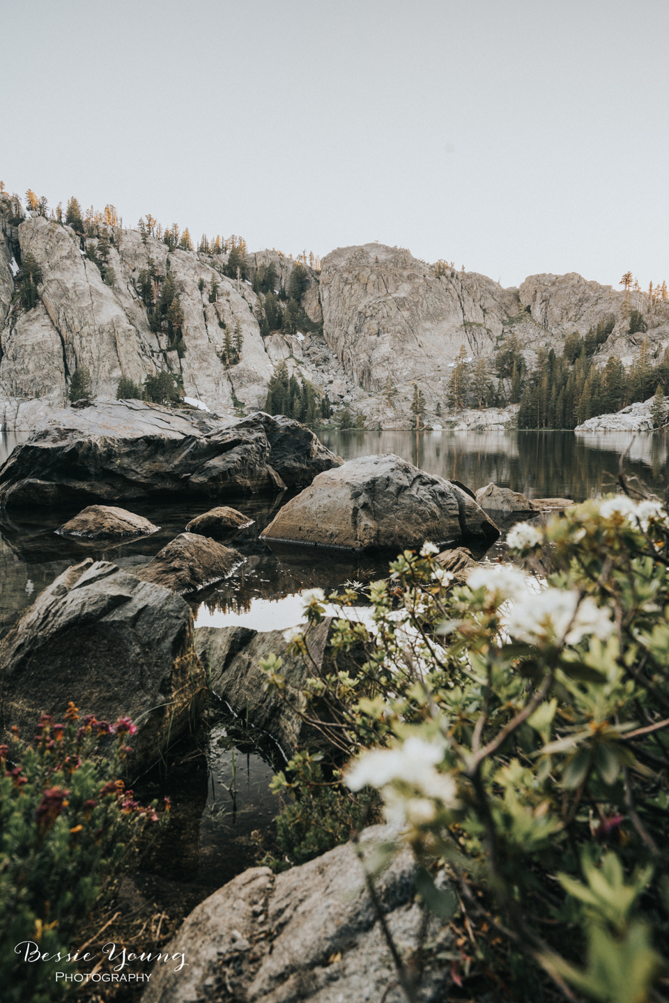 Ansel Adams Wilderness Backpacking day 3 and 4 - Bessie Young Photography-55.jpg
