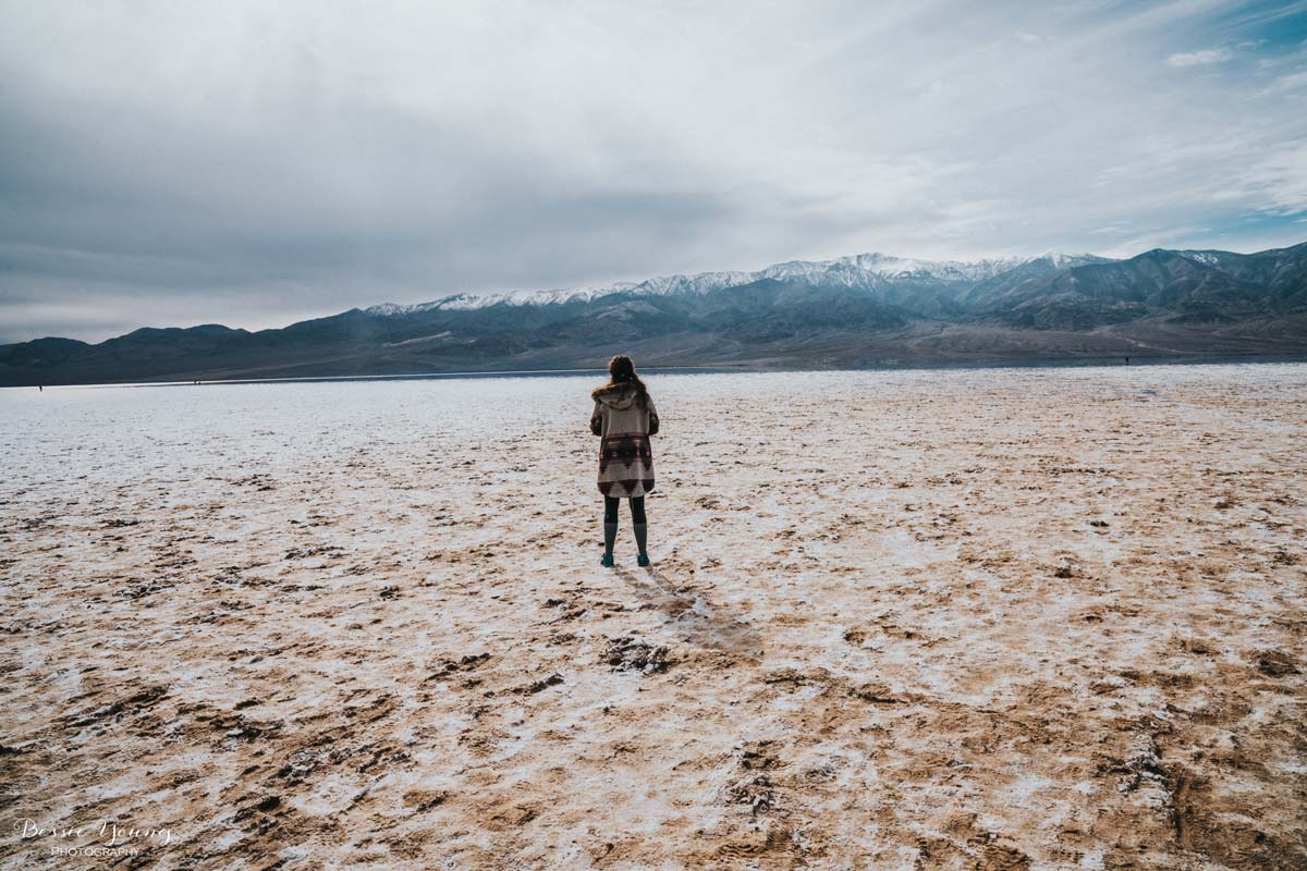 California National Parks List by Adventuring of a Small Town Girl (ASTG) - Death Valley National Park Badwater Basin