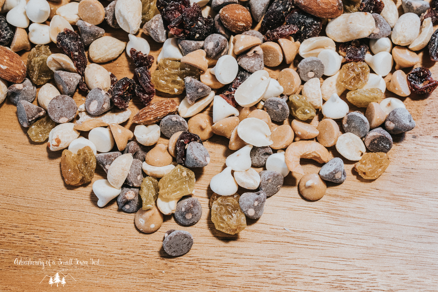 Homemade Trail Mix Recipe by Adventuring of a Small Town Girl (ASTG) - No Bake Raw Vegan Trail Mix - Make your own trail mix-26.jpg