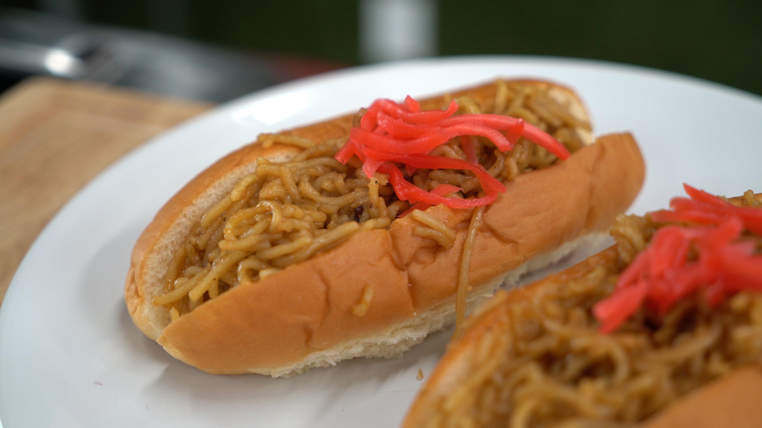 the healthiest meatless hotdog around.