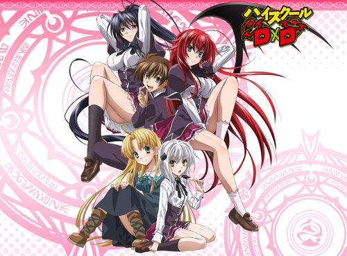 Sexiest anime show