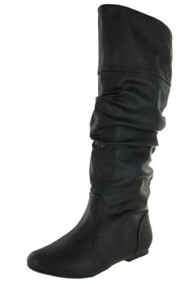 black leather boots 1.JPG