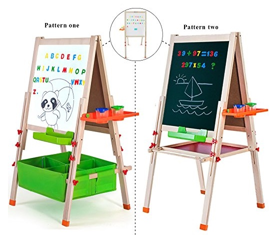 Best Art Easels For Kids Review And Buying Guide Anime