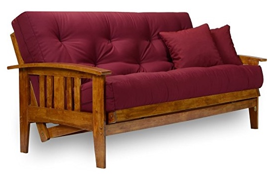 10 Best Wooden Futon Sofa Beds Anime