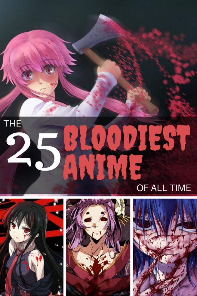 25 Bloody Gore Anime That Will Haunt Your Nightmares Anime Impulse
