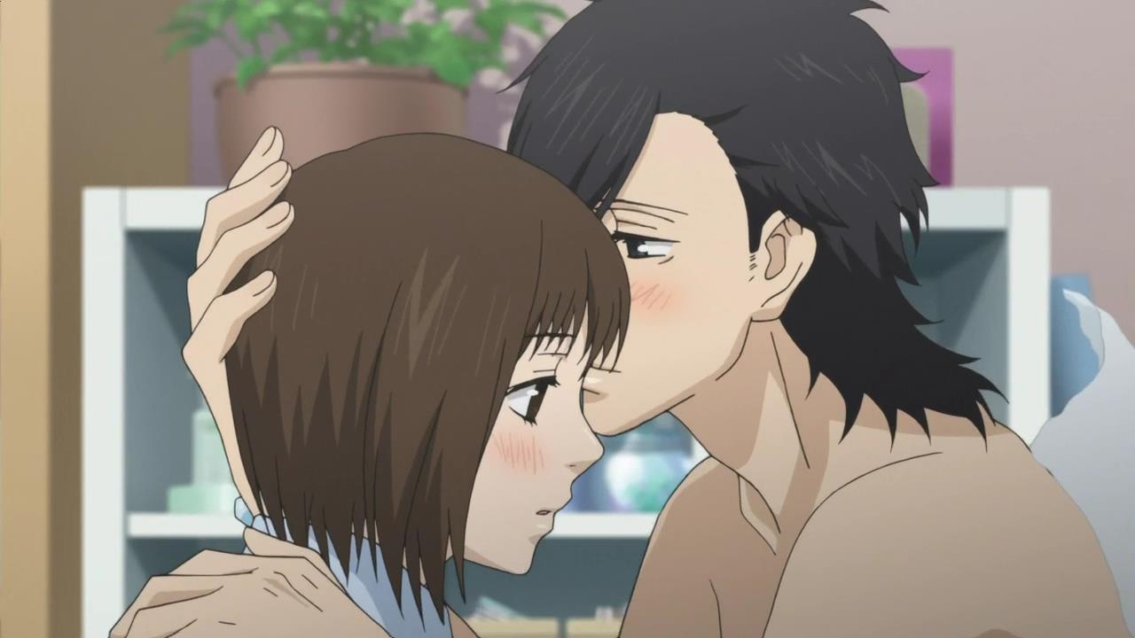 The Top 10 Best Romance Animes With Lots Of Kissing Anime Impulse