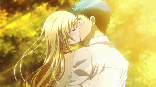 Demon slayer kiss anime
