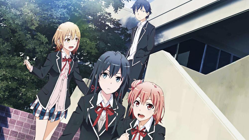 The 40 Best Rom Com Anime - Comedy Romance Anime — ANIME Impulse ™