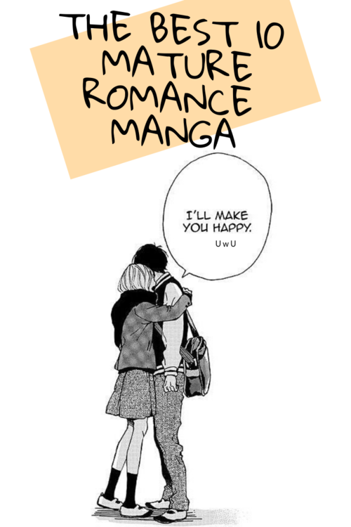 Male relationships manga older female younger Best Age