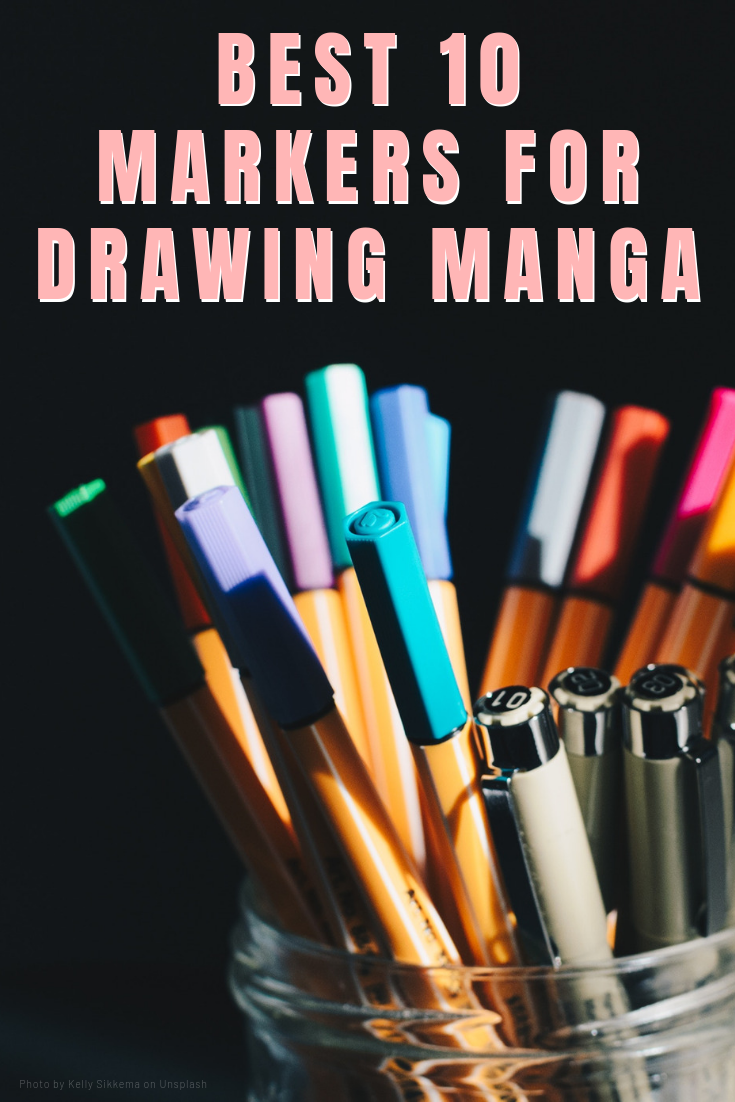 best-10-markers-for-drawing-manga