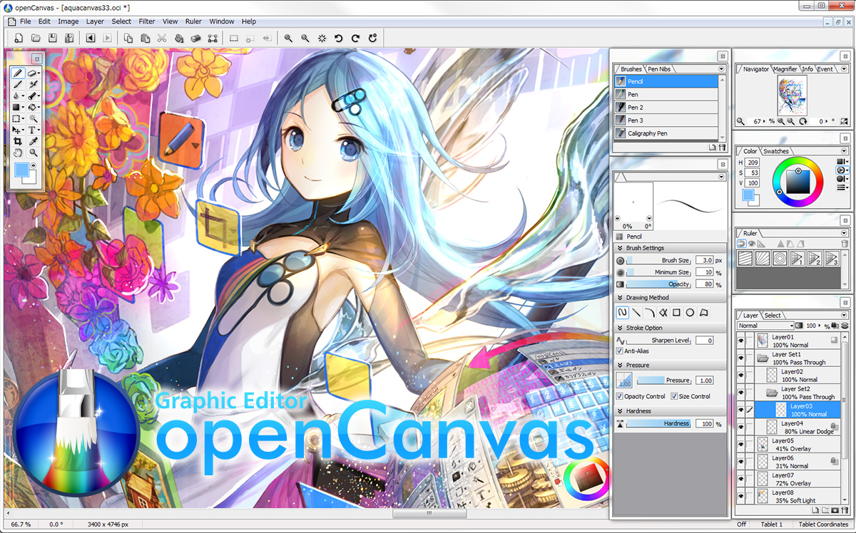 13 Best Programs to Draw Manga - Anime Drawing Software — ANIME
