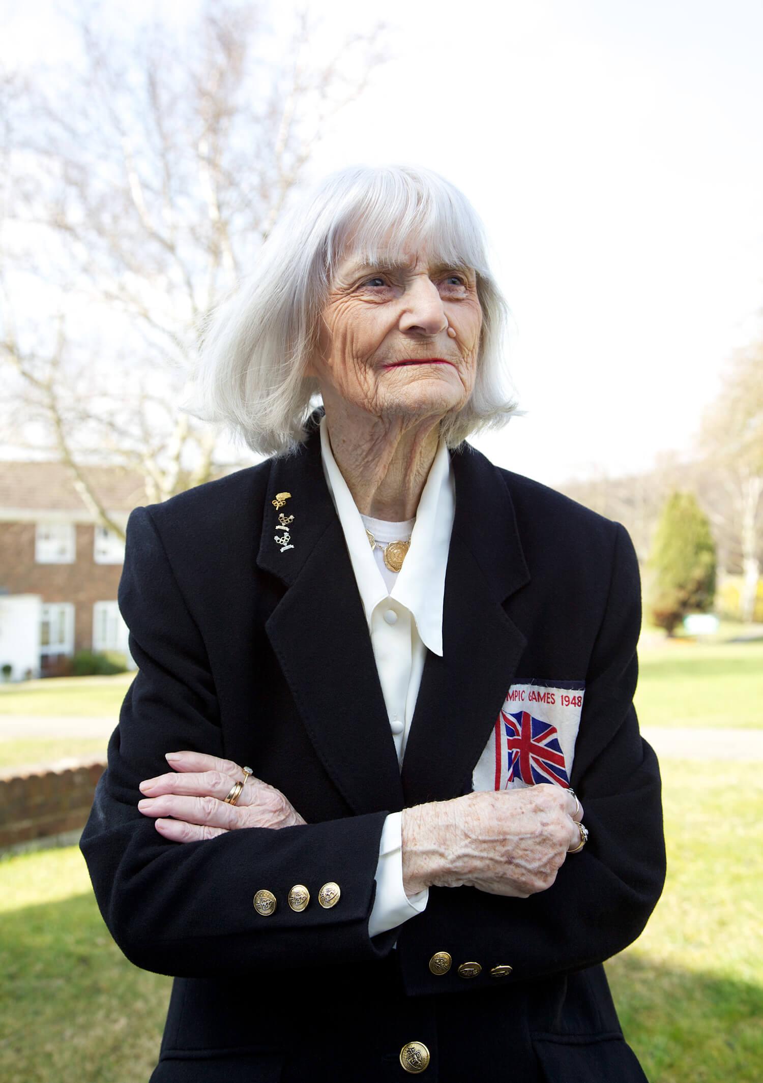 Dorothy Tyler MBE