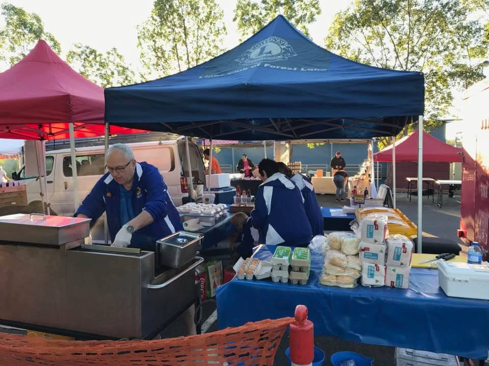 COMMUNITY BARBECUES