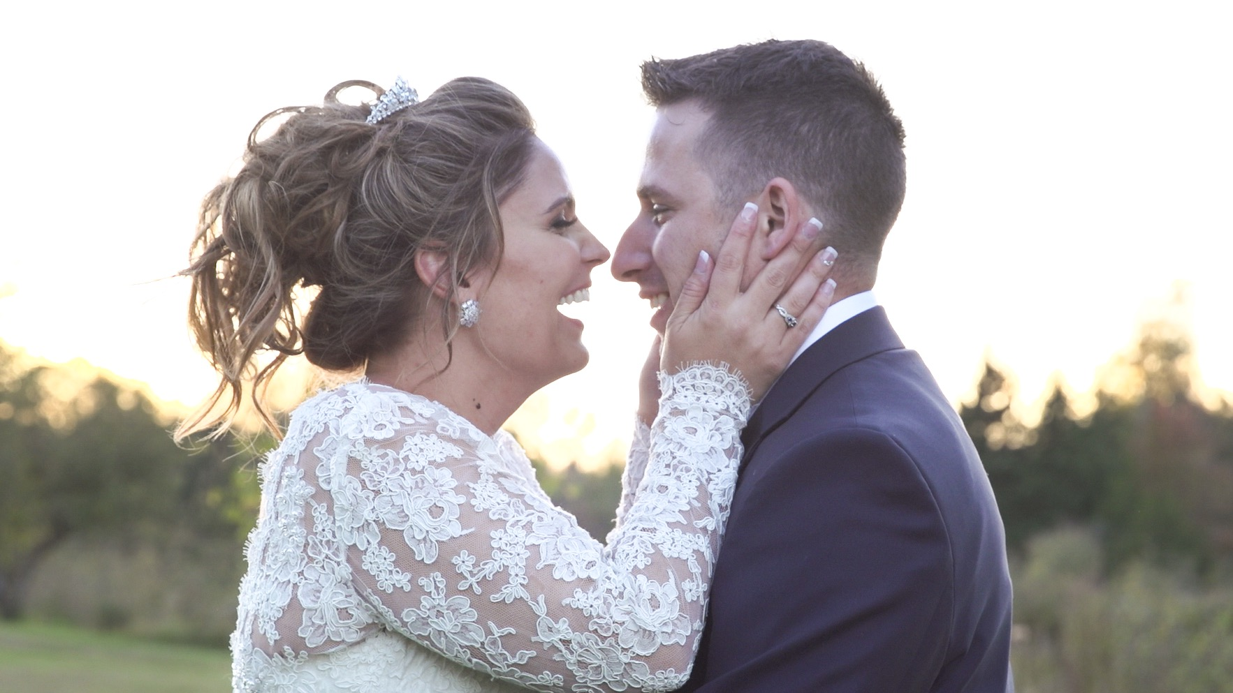 The Love Story - The love story is our top selling package. We capture your entire day.