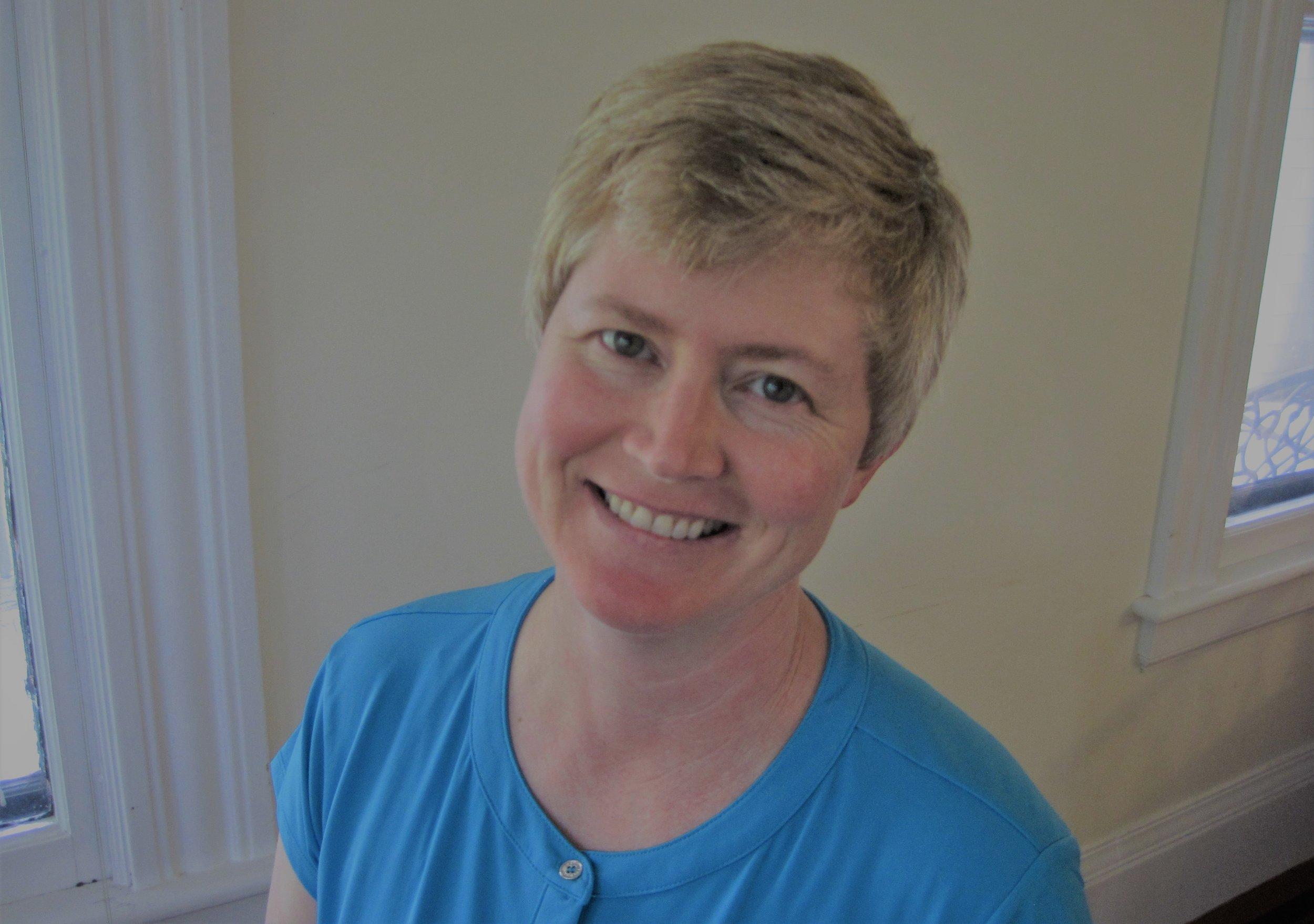 Jen B. Cosgrove, School Volunteers Share creator