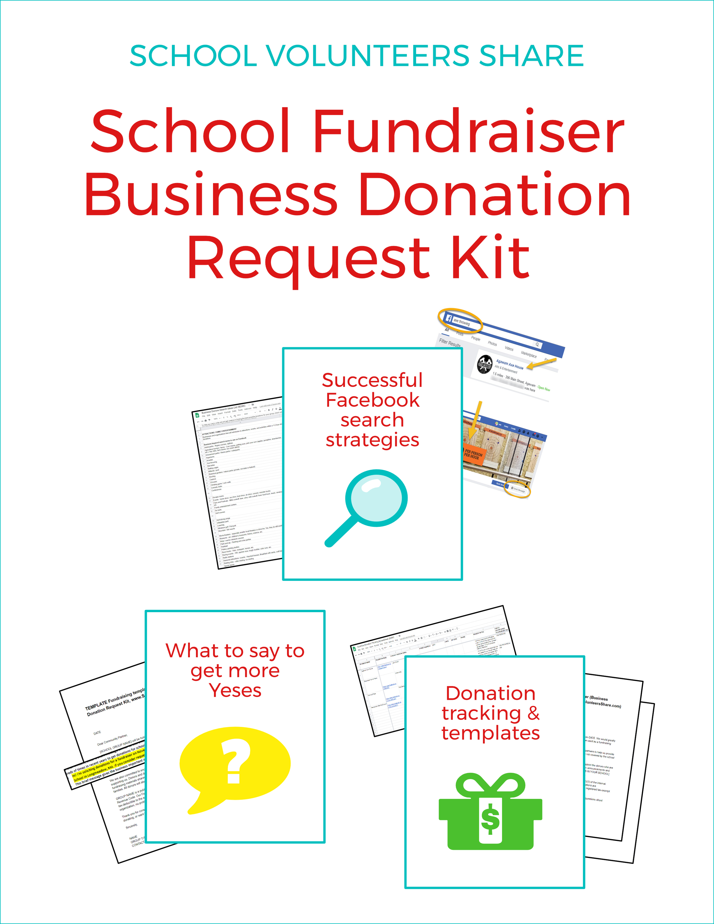 How to Get Donations from Local Businesses for School
