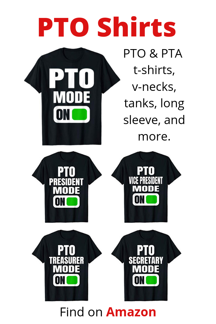 Funny PTO mode and PTA mode shirts for volunteers. Find the perfect volunteer appreciation gifts for parent volunteers, including funny volunteer thank you gifts, inexpensive volunteer appreciation gift ideas, gifts for PTO board members, PTO President gift ideas, PTA volunteer gifts, volunteer quotes designs, and lots of unique gifts for moms and dads.