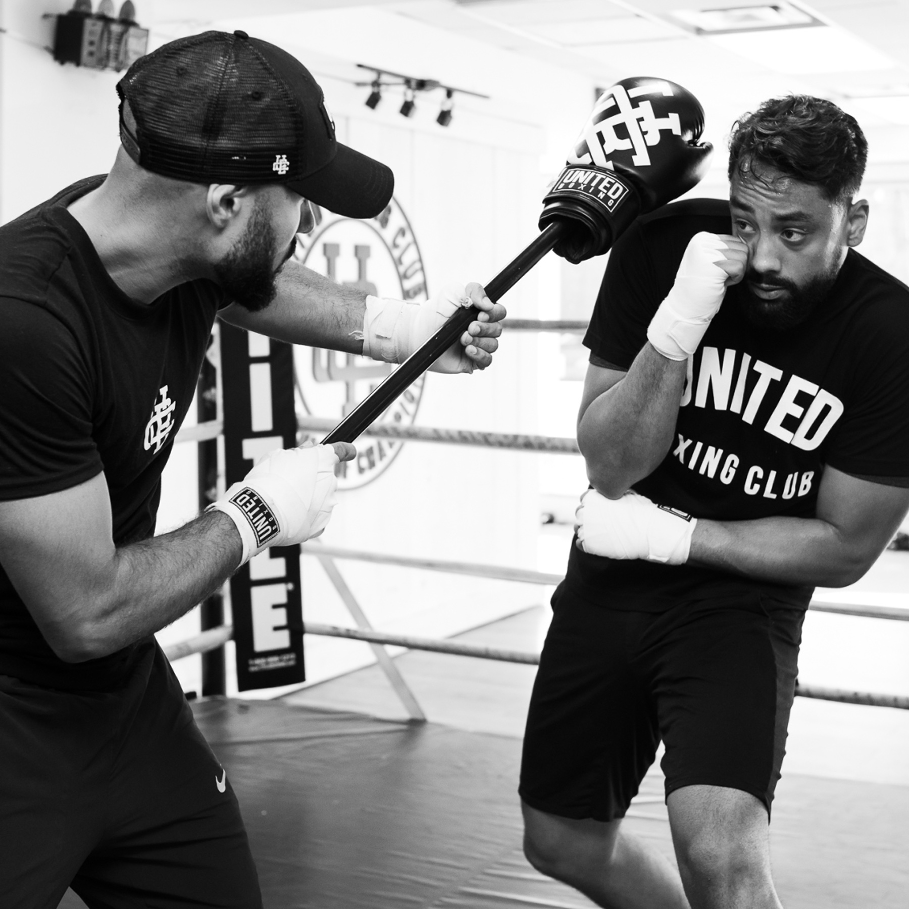 Technical CAMP - Drastically level up your Boxing in 4 weeks