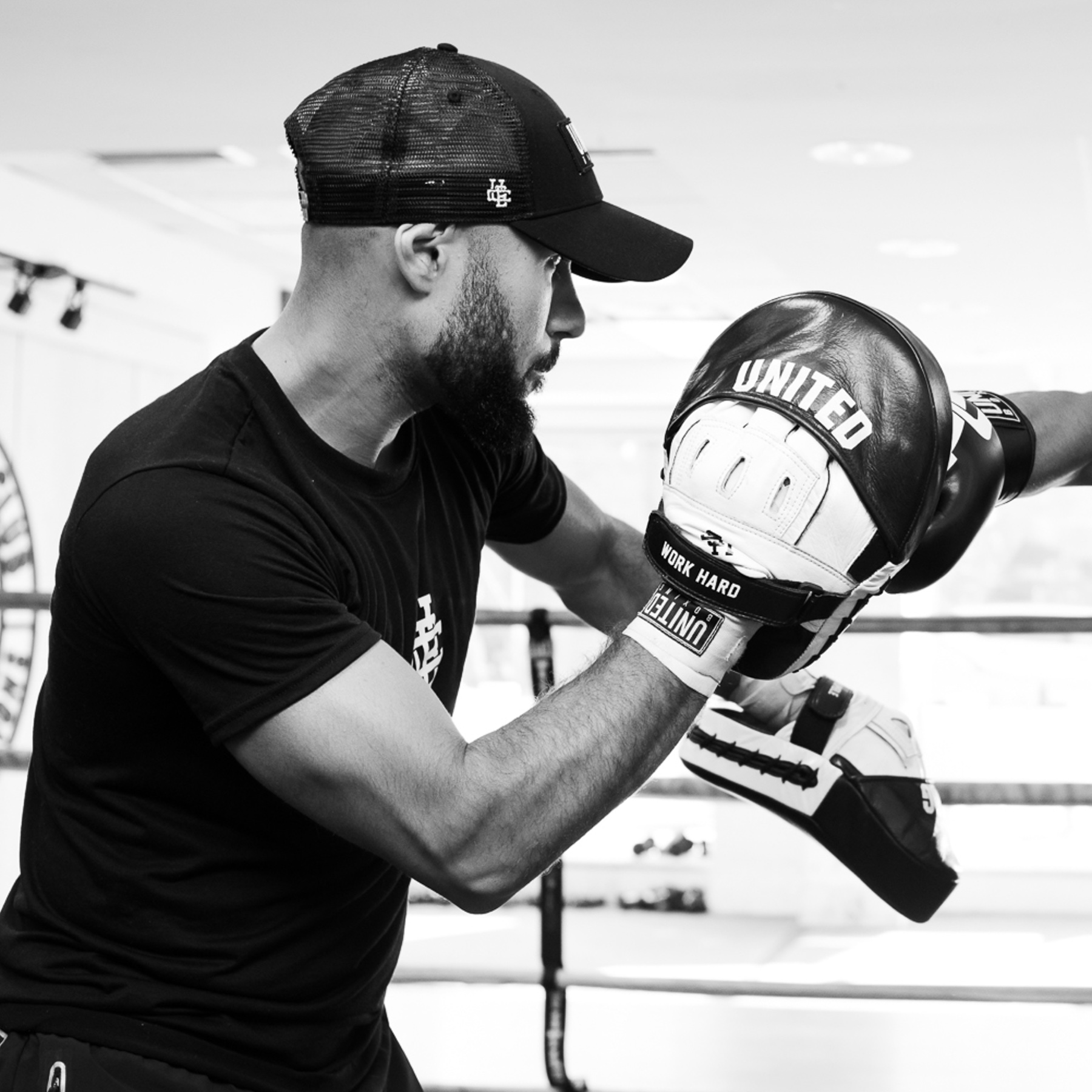 Fight Camp - Boxing for High Performance or Competition