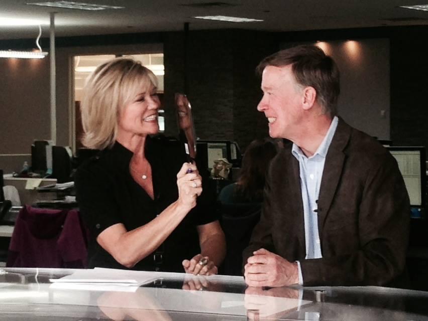 Exclusive post-victory interview with Colorado governor John Hickenlooper