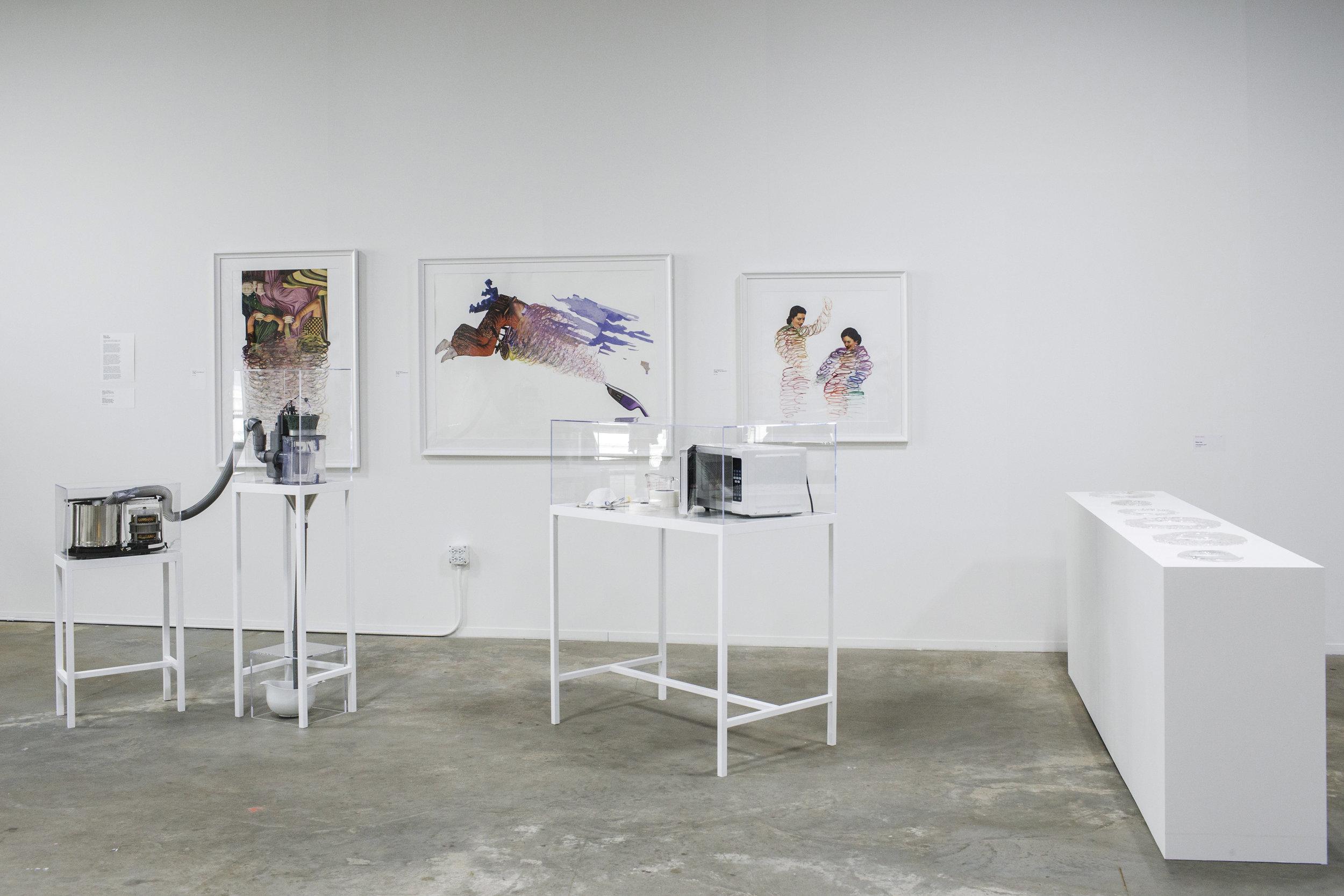 'Khandayati' exhibited at Design Show 2017, Block 37, Chicago, Illinois (May 2017)    Photo Credit:  Ambika Singh