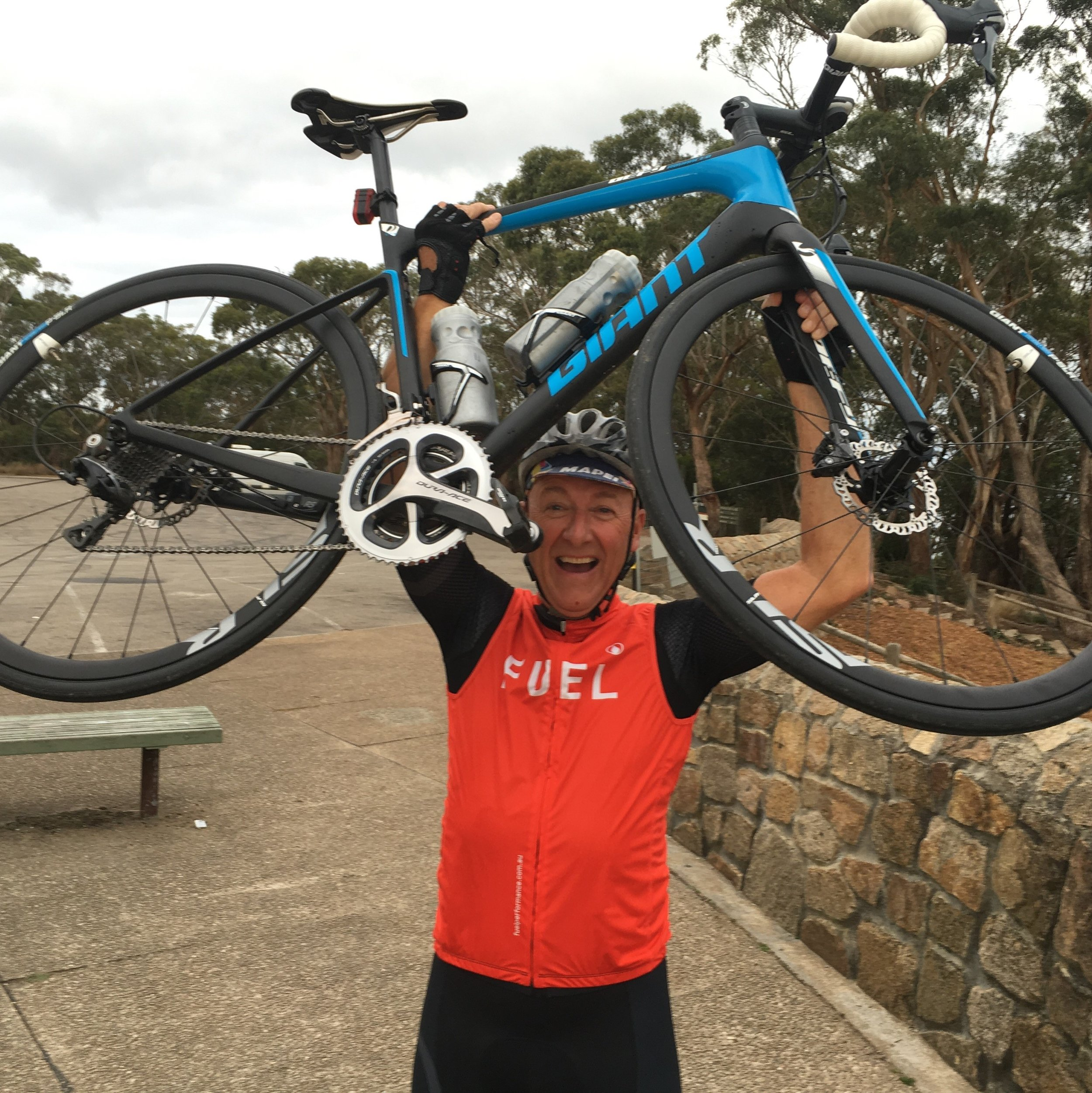 Peter Lusk - I want to be part of Cycle4Change's 2018 ride, because it will change kids' lives. Every child is valuable and deserves to live an outstanding life. Southern Cross helps kids most in need overcome adversity and have a great hope for the future. I want to be part of that!