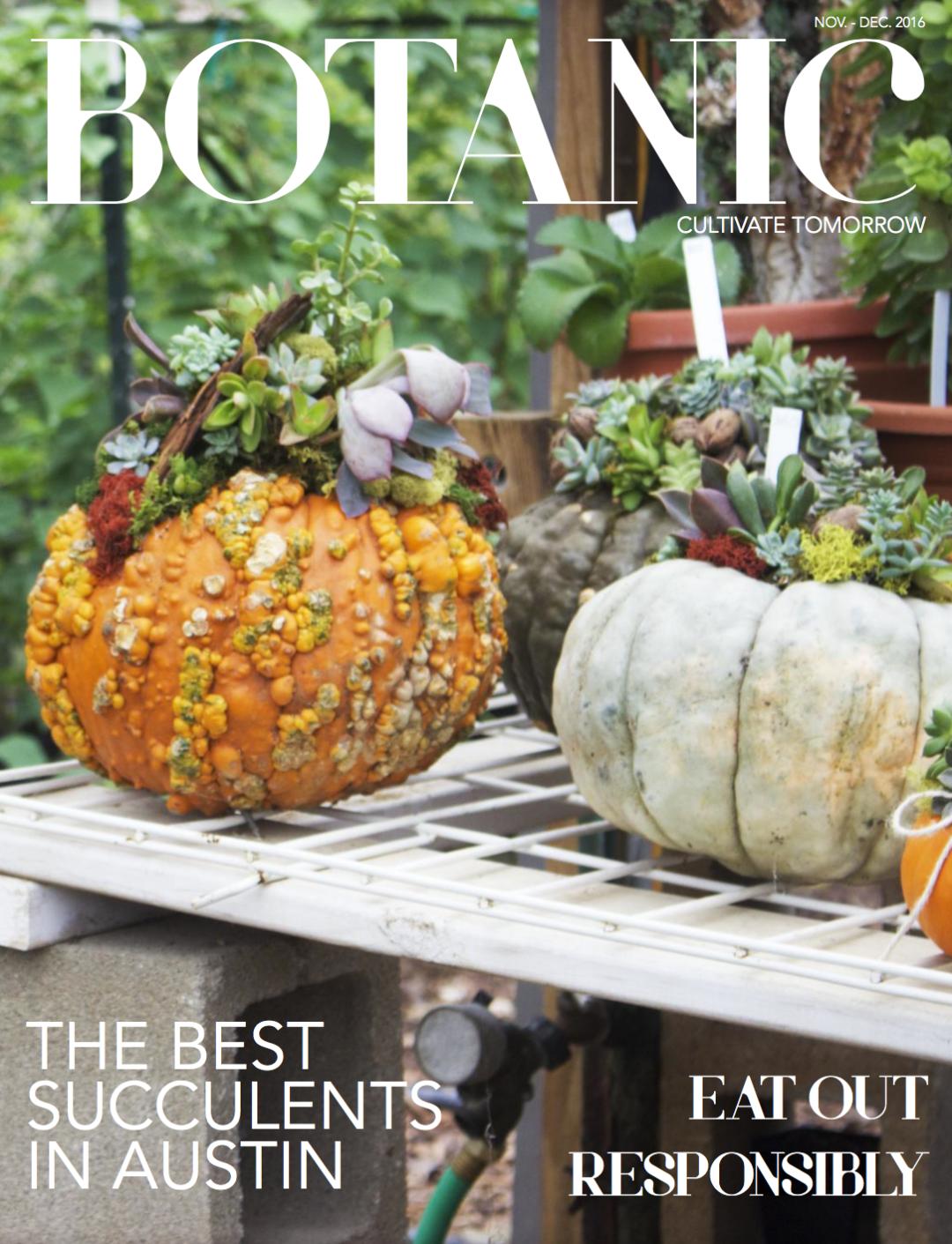 Botanic Magazine -