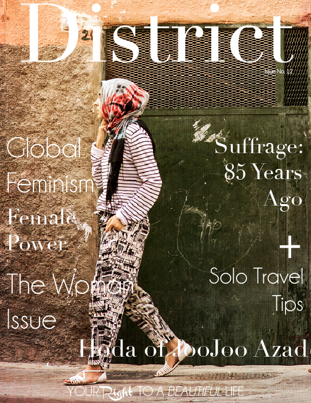 District Magazine -