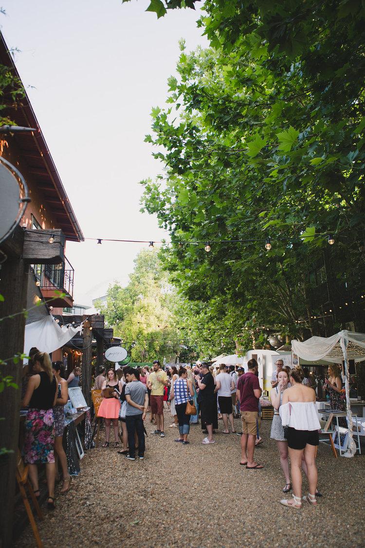 Image:  The Bride's Market