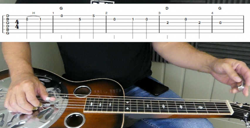 """Wildwood Flower"" - FREE Dobro Lesson"
