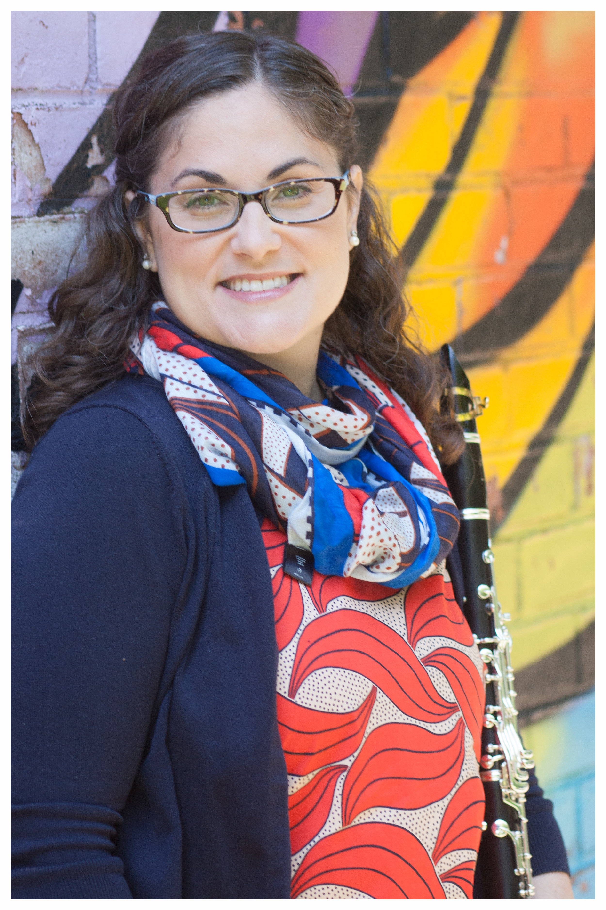 Biography - Seattle born clarinetist, Levana Cohen is an avid performer and music educator. Her performances have taken her to some of the most prestigious concert halls including, Carnegie Hall, Jazz at Lincoln Center's Rose hall, the Koussevitzky Music Shed and Ozawa hall of Tanglewood, Benaroya Hall, Symphony Space, The DiMenna Center, Flushing Town Hall and the 92ndY sharing the stage and performing with such artists as Frank Morelli, William Purvis, Steven Taylor, Shlomo Mintz and the Emerson String Quartet to name a few.  Levana's life as a NY based freelance musician has made her into an extremely versatile musician performing and teaching in a multitude of different genres.In performance, these genres include the ballet, pit orchestra, opera, chamber music (both in the concert hall and for house parties), studio musician (recording for TV and radio), and the occasional concerto. Currently, Levana perform as the Principal Clarinetist for the Astoria Symphony Orchestra and appears at universities nation-wide leading masterclasses, clinics and performing recitals and concertos.As a committed and devoted music educator, Dr. Cohen enjoys teaching students of all ages.  She is the clarinet professor and teaches the Woodwind Method class at Long Island University, C.W. Post campus.  She also serves as the Clarinet Instructor at Suffolk County Community College, and operates her own private teaching studio in Port Washington NY.  Apart from helping her students find their true, unique voice on their instrument, one of her highest priorities at the college level is to prepare her students for successful careers in music.  Dr. Cohen is a Vandoren Regional Artist and through this program gives free clinics to music programs across Long Island.  Additionally, Levana is a Woodwind Specialist and coach with the Metropolitan Youth Orchestras of New York, a chamber music coach for Stony Brook University, and is the director of the Port Washington Clarinet Choir. Levana holds both a Master of Music degree and a Doctorate of Musical Arts degree from Stony Brook University under the tutelage of Daniel Gilbert.  She performs on Buffet Tosca clarinets and uses Vandoren mouthpiece, ligature and reed products.