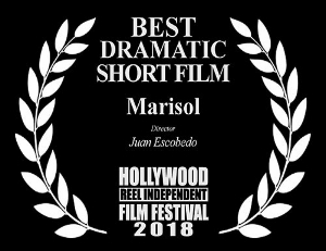 Winner Best Dramatic Short