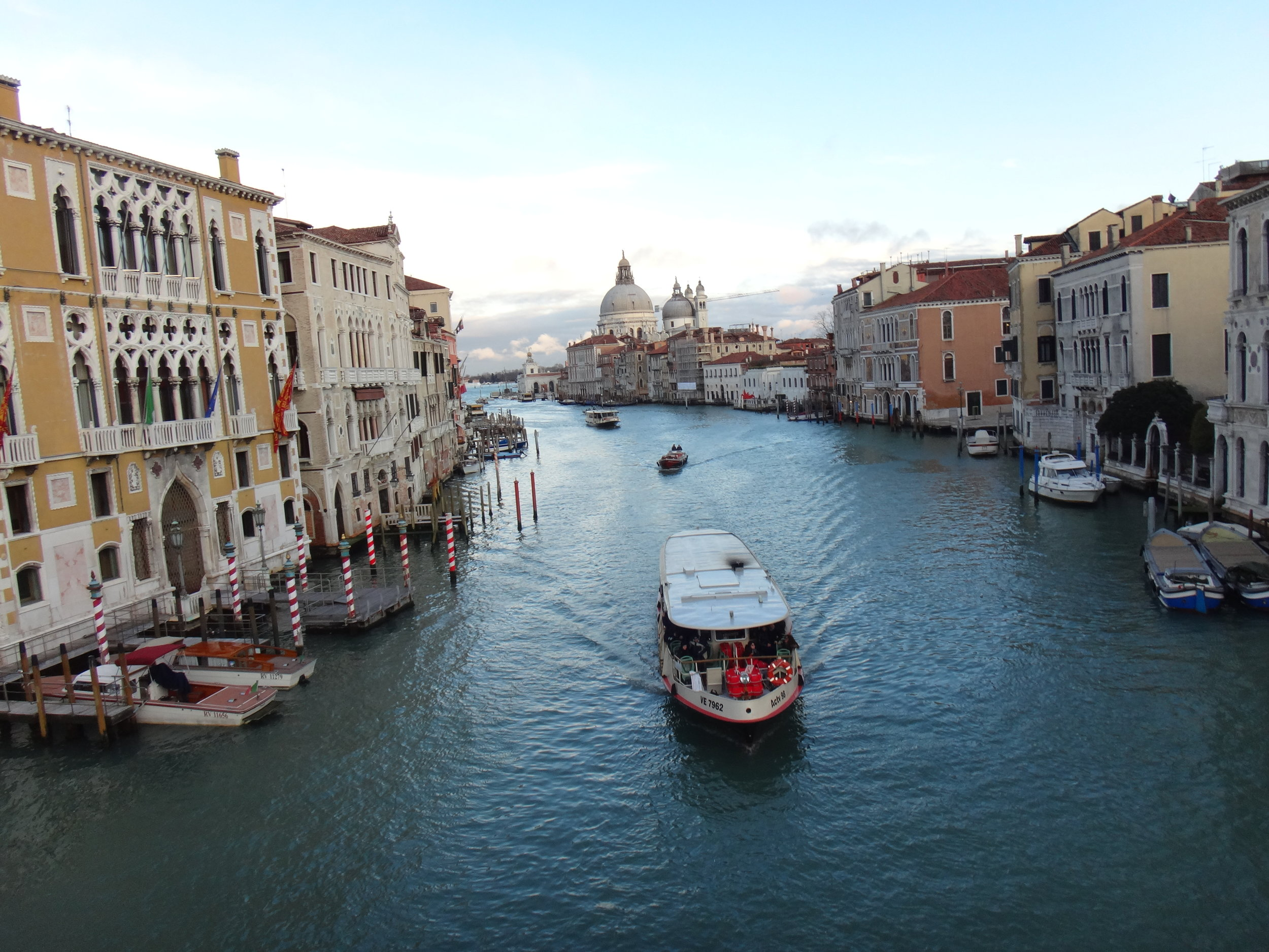 Venice: destiny eclipsed by supervening technology (author's photo)