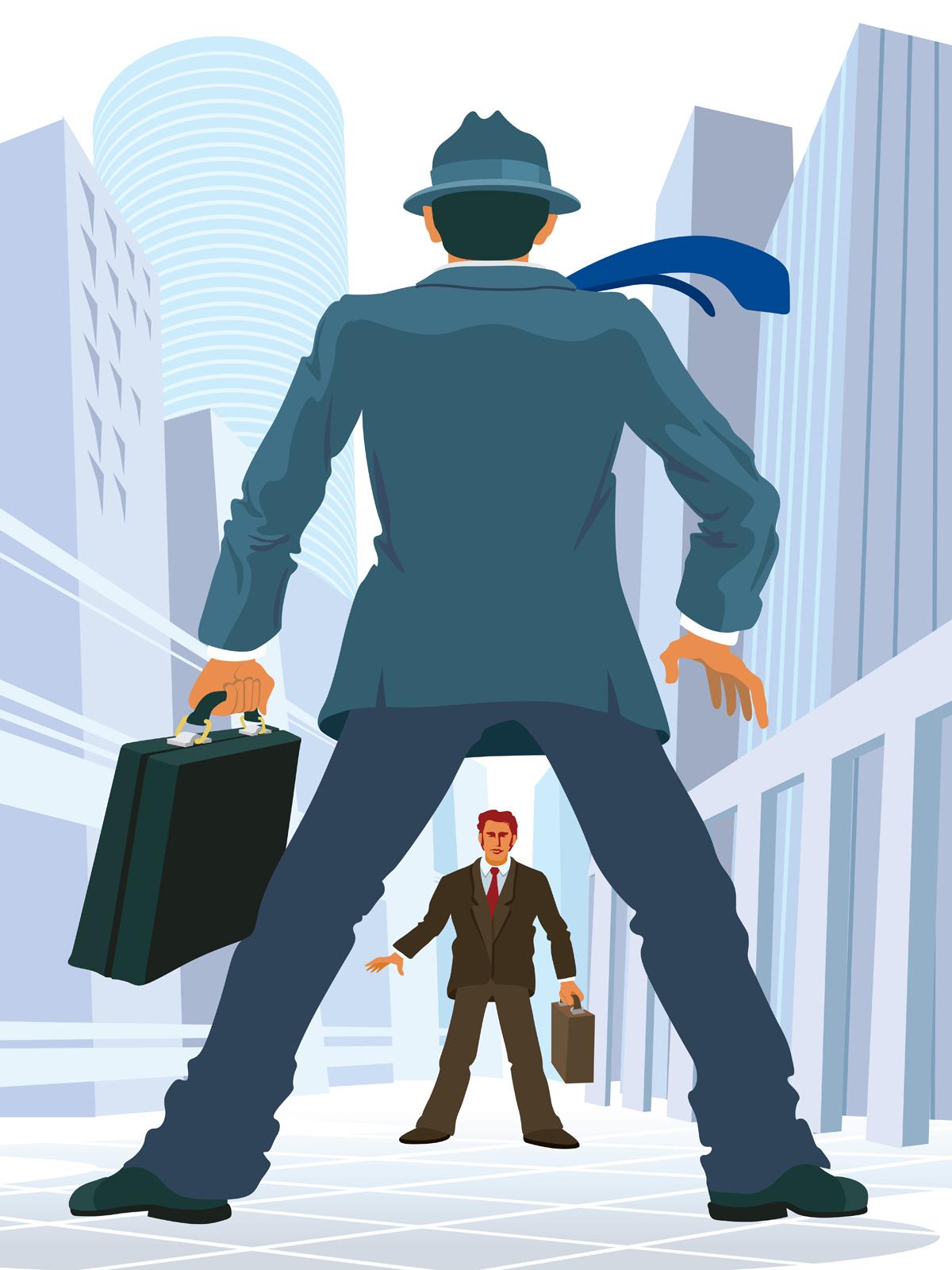 Standoff between Regulators vs. Token Issuers  (Getty Images license)