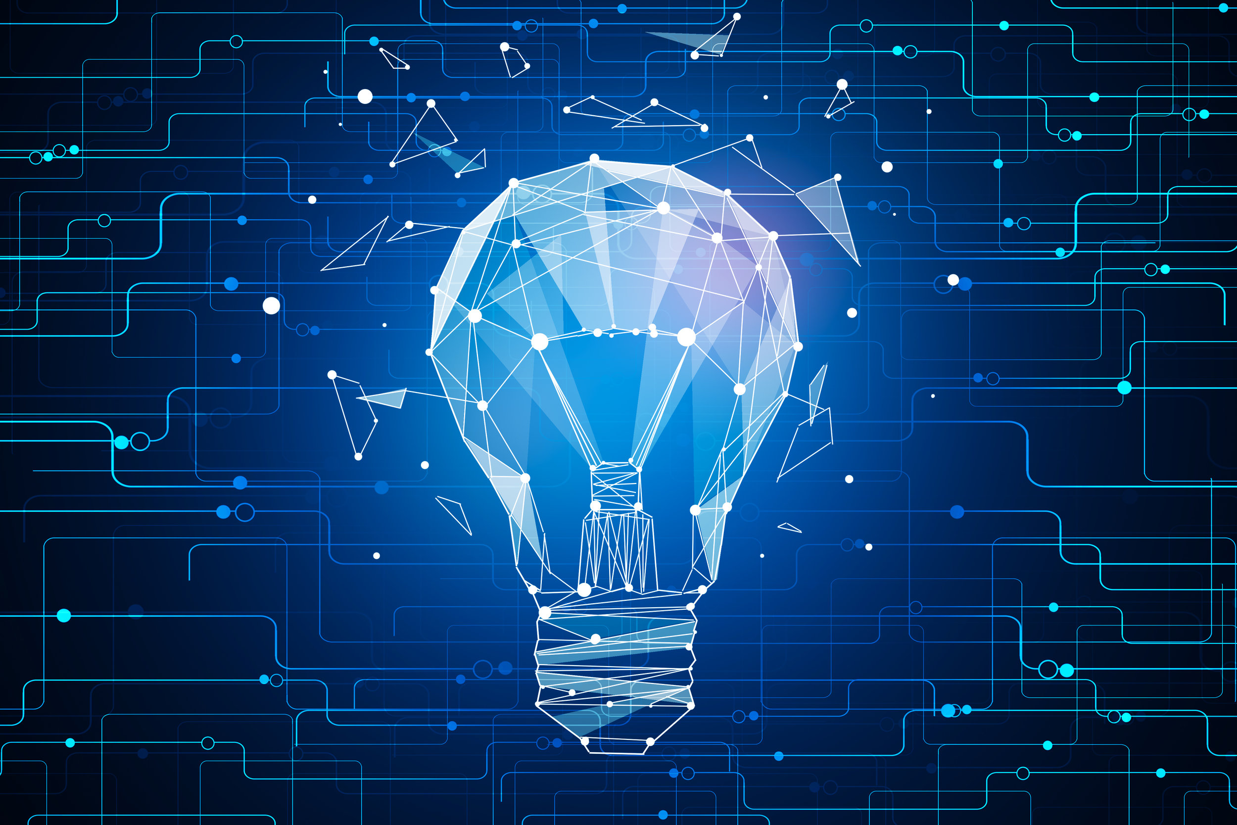 Intellectual property: key component of any Techfin project (Getty Images license)