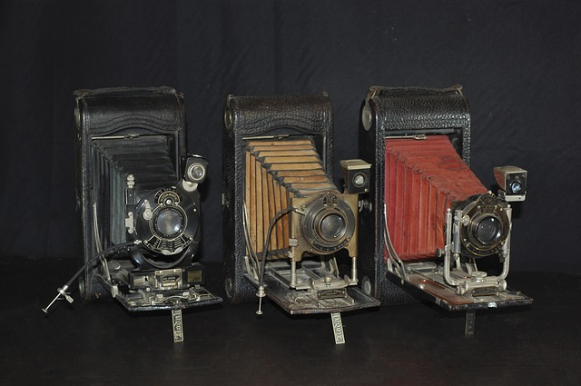"""makers of """"instantaneous photographs"""" in 1890 (CC0 Creative Commons)"""