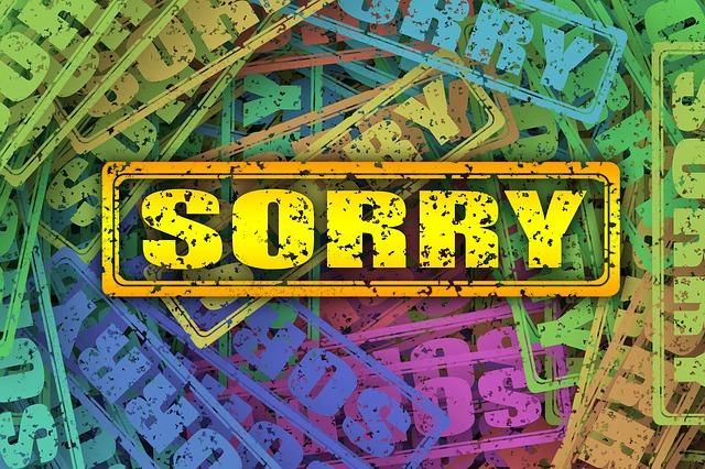 No hard feelings: just constructive criticisms (CC0 Creative Commons)
