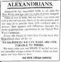 https://chroniclingamerica.loc.gov/lccn/sn85025007/1918-11-14/ed-1/seq-1/#date1=1918&sort=date&rows=20&words=Campaign+CAMPAIGN+WAR+War+Work+WORK&searchType=basic&sequence=0&index=7&state=Virginia&date2=1918&proxtext=war+work+campaign&y=0&x=0&dateFilterType=yearRange&page=6