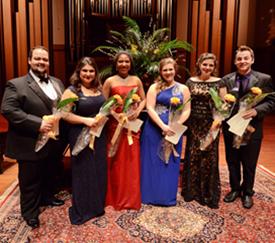 Metropolitan Opera National Council Oregon District Auditions