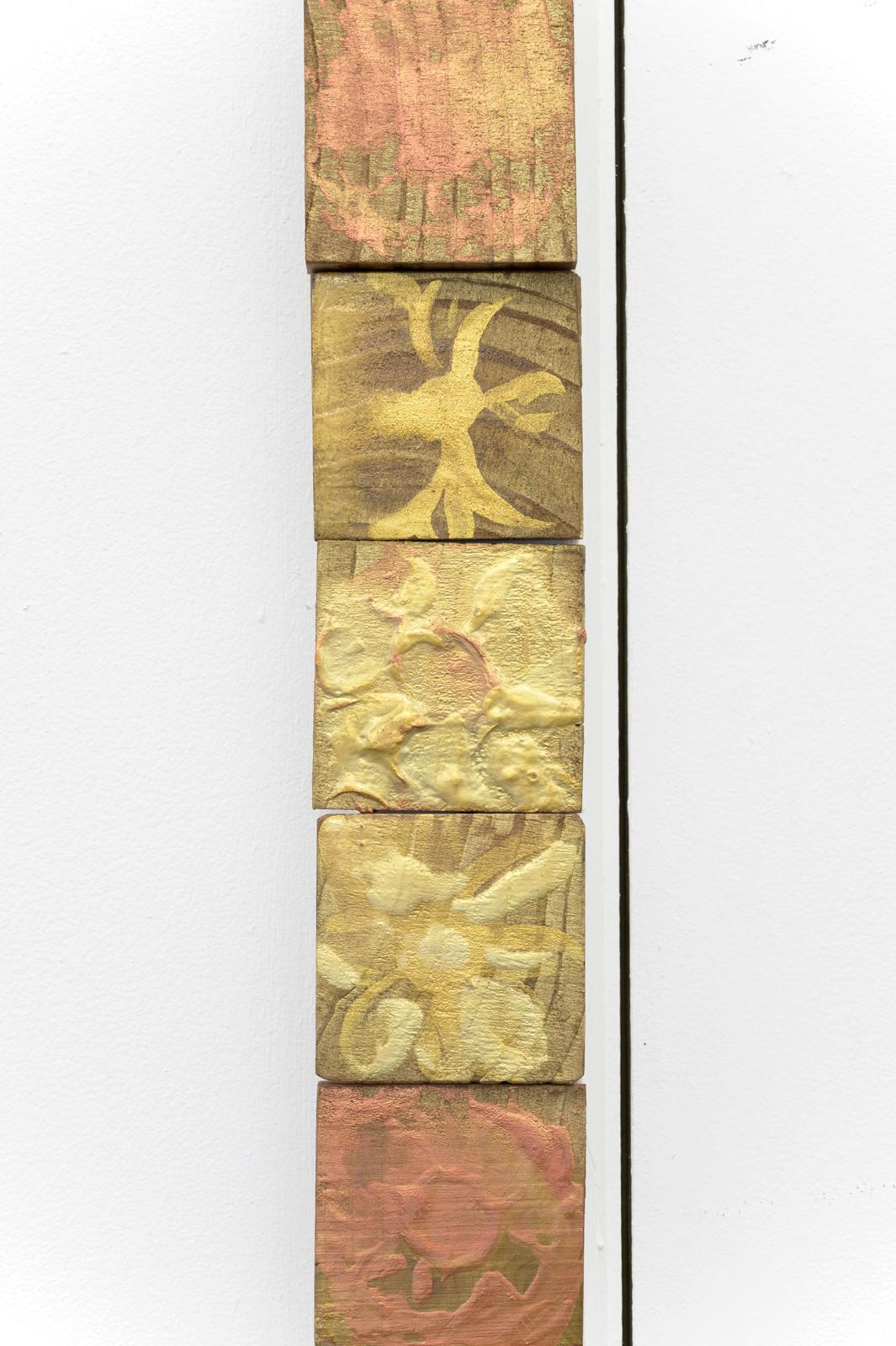 James Murnane,  St Joseph's Gate  (detail), 2019.  Image: Aaron Christopher Rees