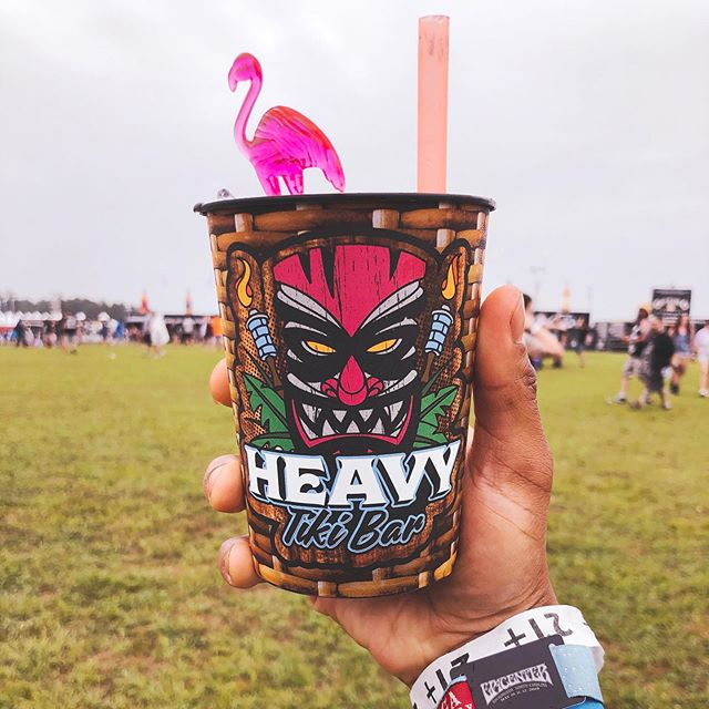 Cheers to a great festival season! One of my favorite things to do is let loose and listen to live music.@epicenterfest #2019 was the experience I was craving all Spring. With so much great food and music to experience... I would love to know what your plans are for festival season? #maitai brought to you by #heavytiki • • • • #springfestivals, #springconcert, #spring, #festivalfashion, #rockinghamspeedway, #rockinghamnc, #jackandcoke, #epicenterfestival2019, #rockerchic, #rockerfashion, #rockerchick, #evanescence, #robzombie, #korn, #northcarolinablogger, #heavytiki