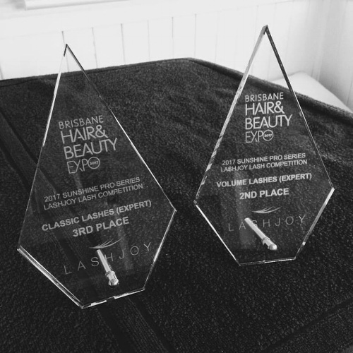 Lash Extension Awards