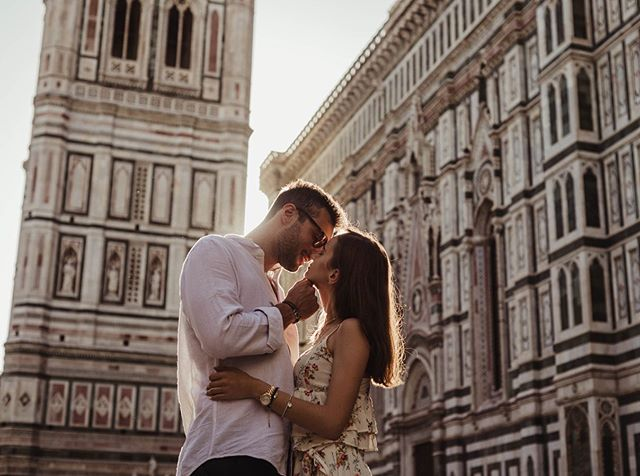 I have been traveling non-stop since the end of May for work, for vacation, more work and I am finally catching up on all the shoots I had overseas in Italy and OHHHH MAN! I got some good stuff coming your way soon. But in the mean time, I love this sweet session I did in Florence with the cutest couple during golden hour. I was obsessed with that light coming through the church then and I am still obsessed with it now! . . . . . . . . . . . . . . .  #italyweddingphotographer #elope #intimatewedding #intimateweddingphotographer #Weddingphotographer #bride #adventurebride #wedventure #wedbride #elopeitaly #weditaly #westcoastweddings #lovestories #duomoflorence #junebugweddings #radlovestories #wanderingweddings #Italyngagementphotographer #italyelopementphotographer #elopementlove #elopementideas #elopeideas #adventureelopement #swankytravels #swankyfineartweddings #duomodifirenze #italyelopements #tuscanyelopementphotographer