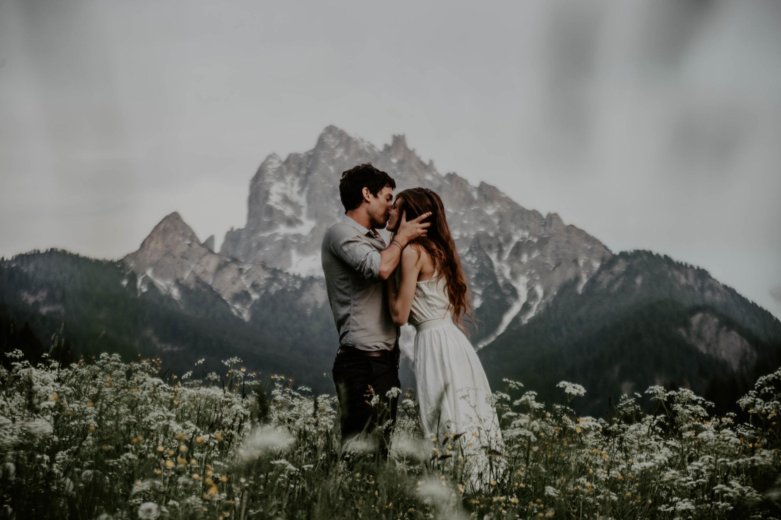 Dolomite Elopement Wedding Photographer