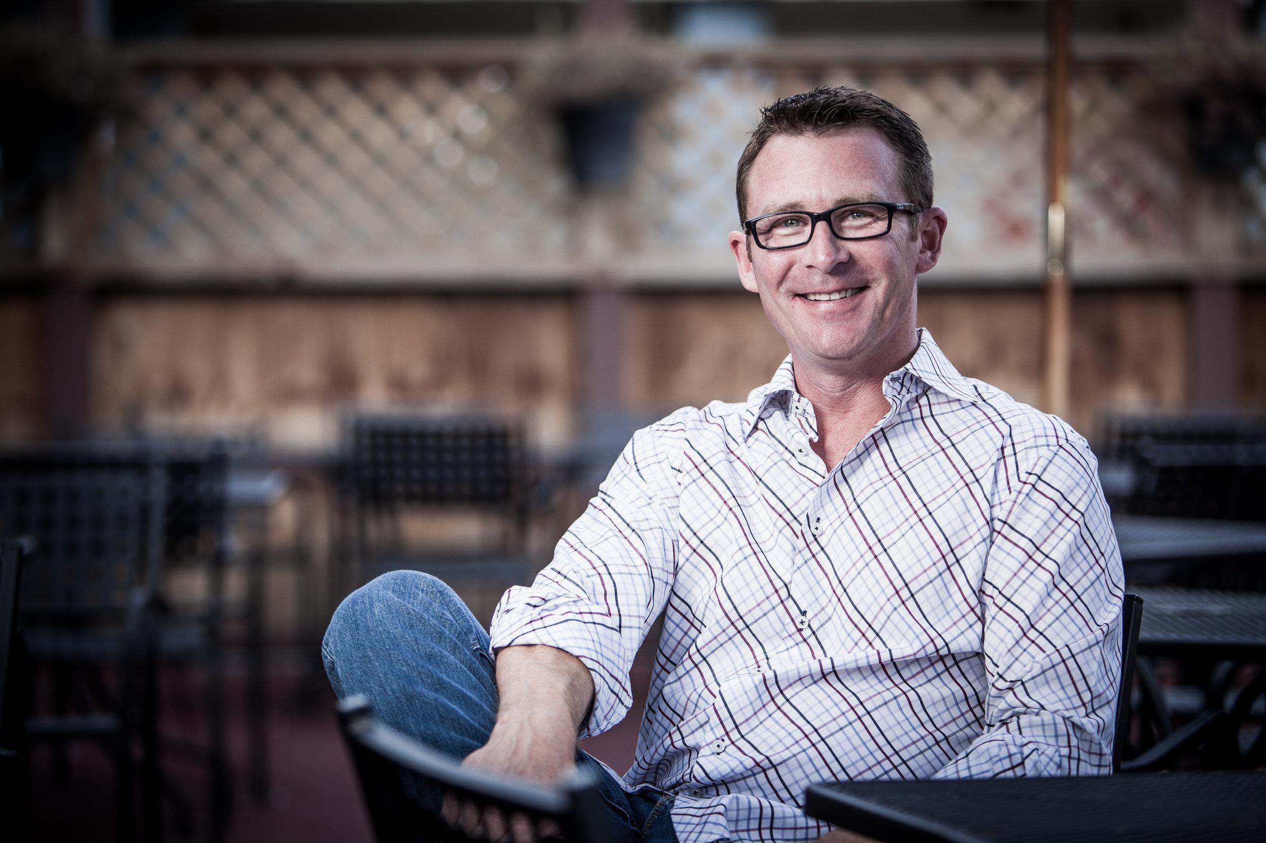 Teddy Brunson - host/producer