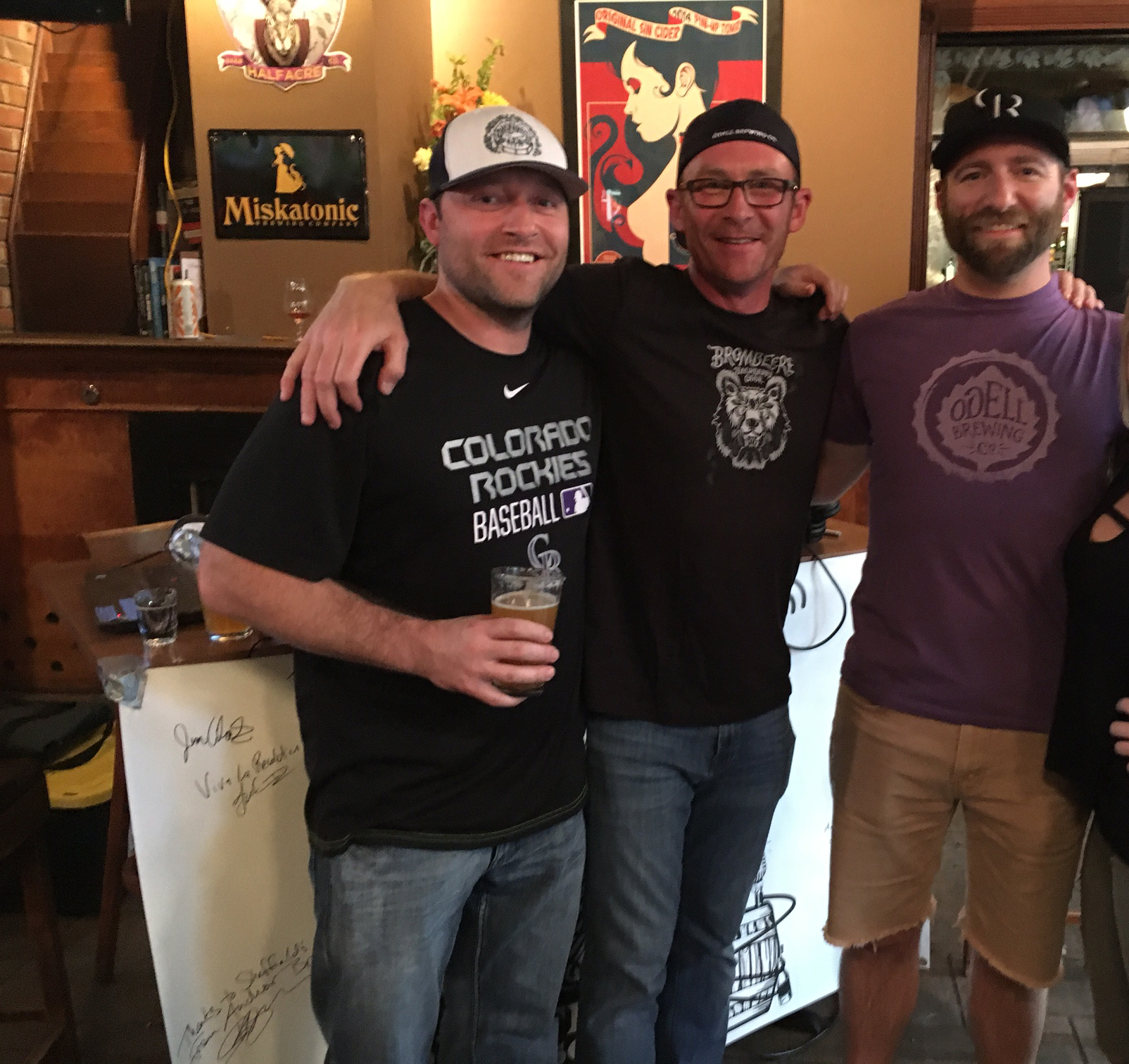 BEERPOD 14: ODELL BREWING
